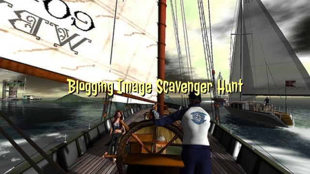 Blogging Image Scavenger Hunt
